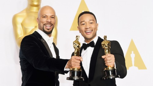 Oscar Winners Common and John Legend