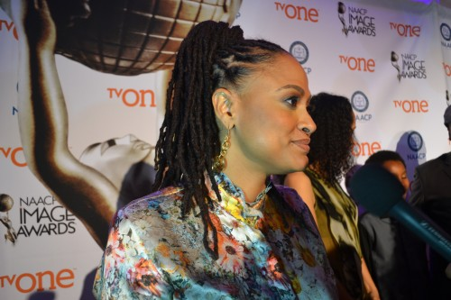 Director, Ava Duvernay at the NAACP Image Awards,  Dinner Gala.  Credit:  Gwen Pierce, The Chocolate Voice
