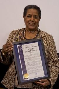 Civil Rights Activist, NAACP Chairman Emeritus