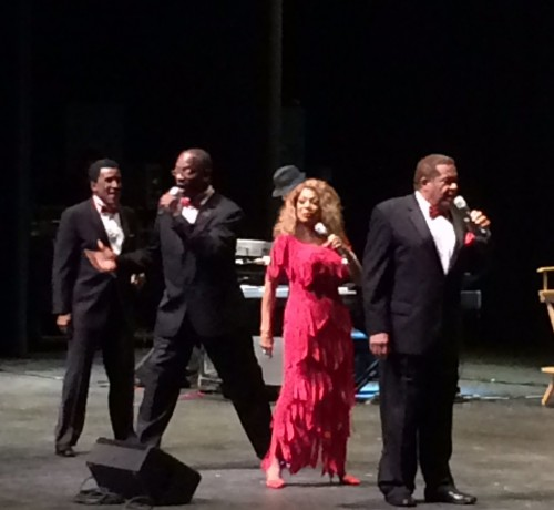 The 5th Dimension Benefit performance, sponsored by Chula Vista Rotary.