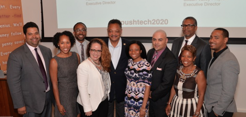 Panelist at the 2020 Push Conference in Detroit.