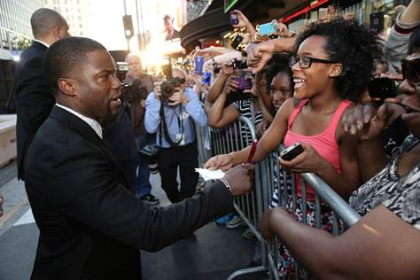 """Kevin Hart star of – """"The Wedding Ringer,"""" """"Ride Along,"""" among those invited to Academy of Picture Picture Arts."""