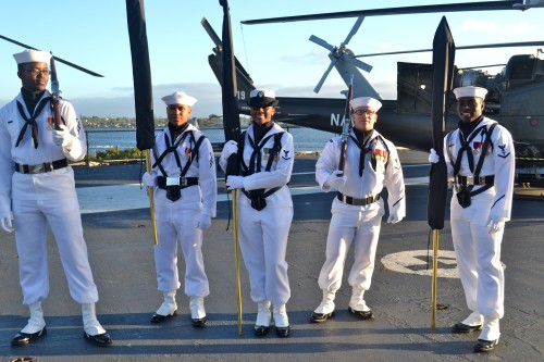 Proceeds from the Bayside Gospel concert benefit military personnel and their families.