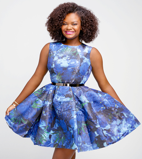 Shanice Williams, of New Jersey, beat hundreds of other hopefuls for the coveted role of Dorothy in the Wiz.