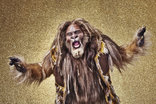 THE WIZ LIVE! -- Season: 2015 -- Pictured: David Alan Grier as Lion -- (Photo by: Paul Gilmore/NBC)