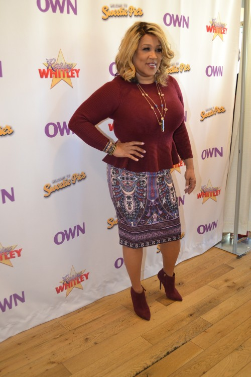 Actress/Comedienne Kym Whitley.