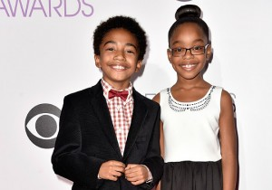 Miles Brown and Marsai Martin announced the 2016 NAACP Image Award nominees.