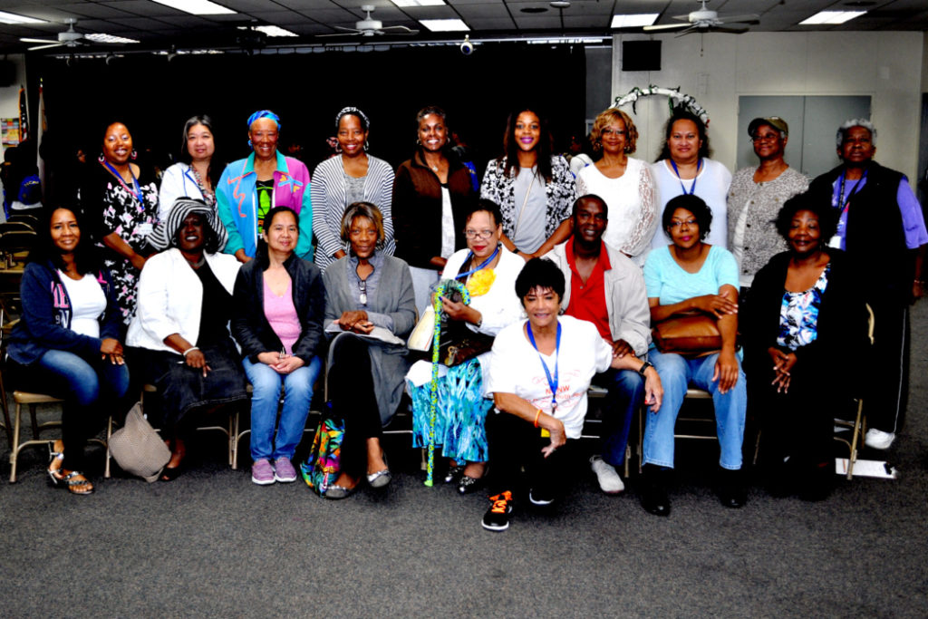 Adult workshop facilitated by Tina Bernal. Image Seed Photography Mike Norris Master Photographer