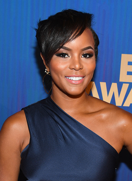 Actress/singer LeToya Luckett . (Photo by Paras Griffin/FilmMagic)