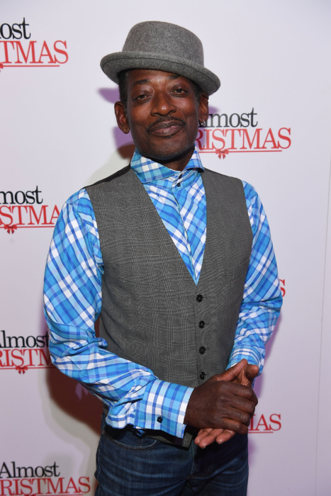 """ATLANTA, GA - OCTOBER 26:  Actor TC Carson attends """"Almost Christmas"""" Atlanta screening at Regal Cinemas Atlantic Station Stadium 16 on October 26, 2016 in Atlanta, Georgia.  (Photo by Paras Griffin/Getty Images for Universal Pictures)"""