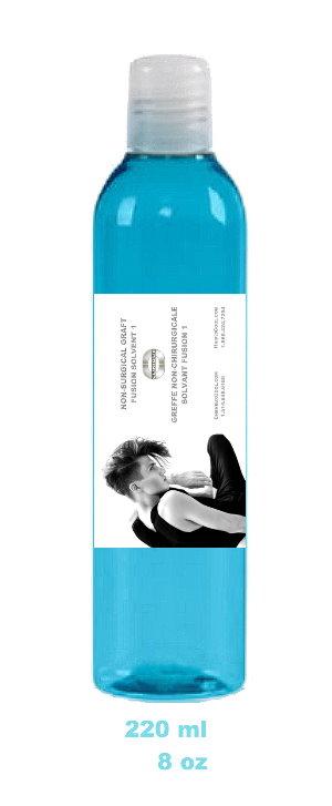 Blue Fusion Solvent -  Scalp Prep  - 220 ml - 8.0 oz