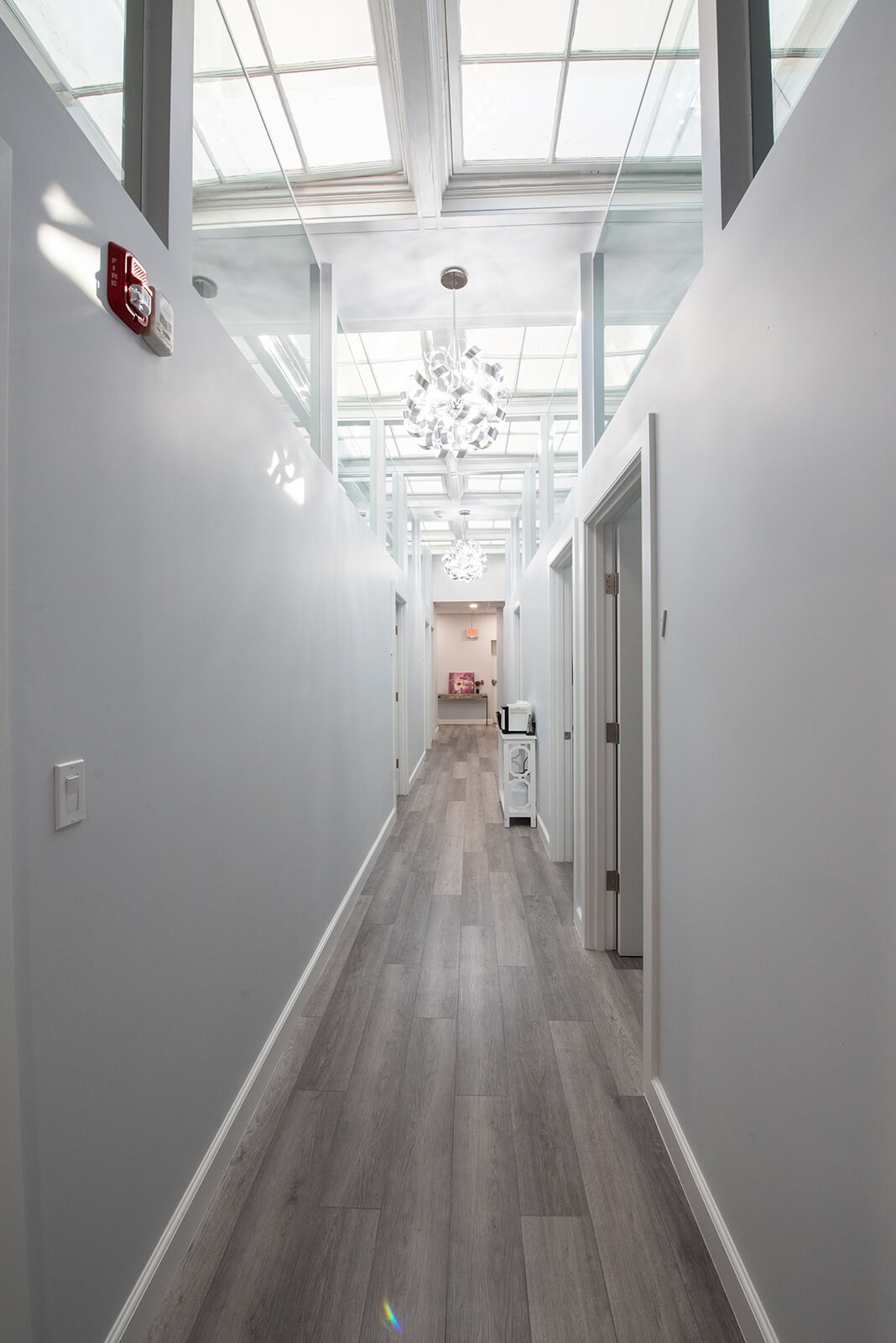 Scarsdale Endo Hallway