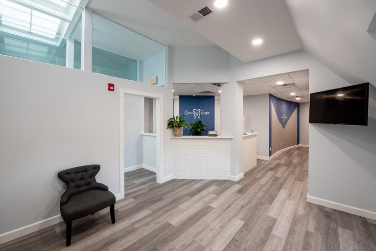 Scarsdale Endo Reception View 2