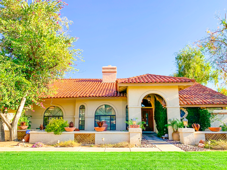 Emily Wertz, Realtor // Just Listed: 8525 E San Lorenzo, Scottsdale AZ 85258