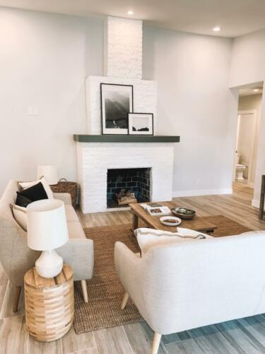 Living room goals at a Listing for sale in Arcadia, Phoenix Arizona