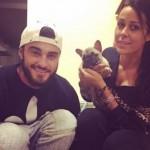 Guizmo, le chien de Shanna et Thibault déjà star du web !