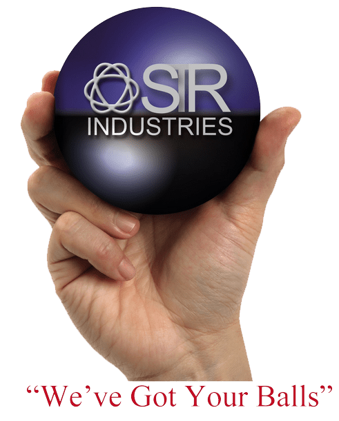 STR Industries logo