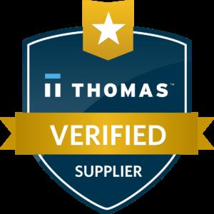 Thomas verified supplier logo