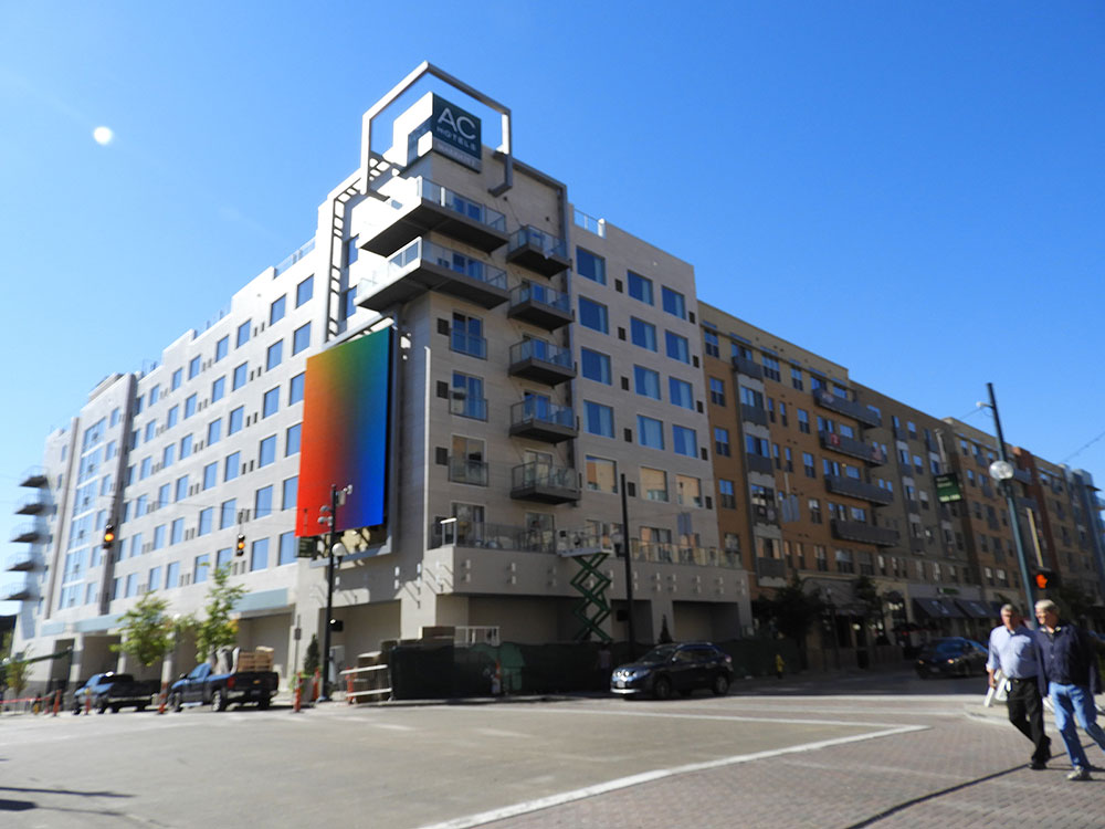 AC Hotel opens