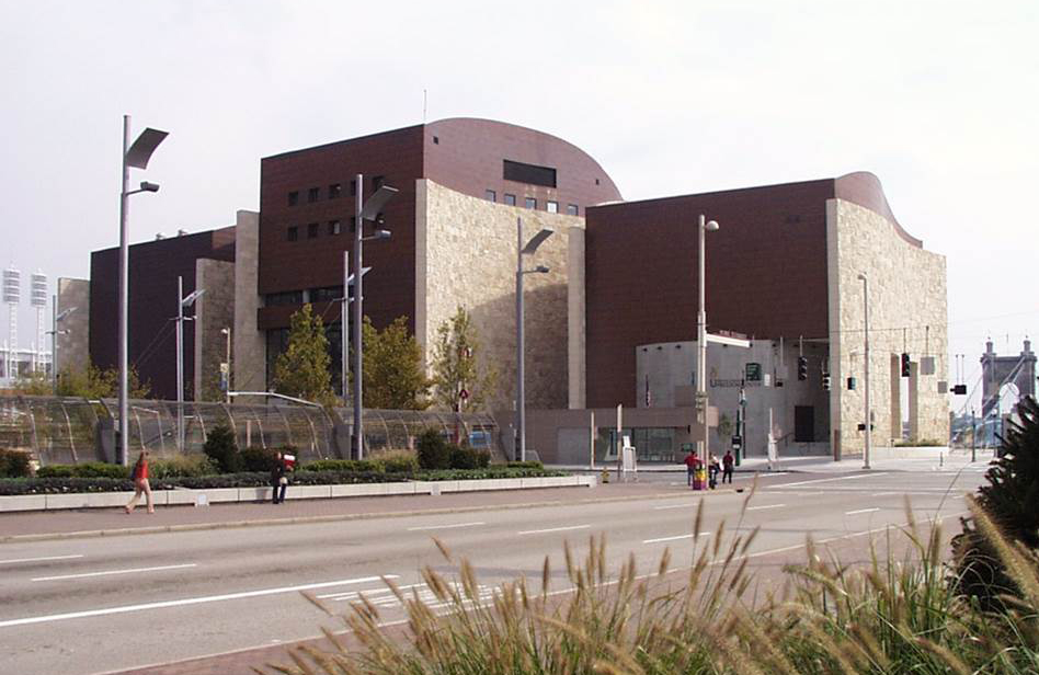 National Underground Railroad Freedom Center opens