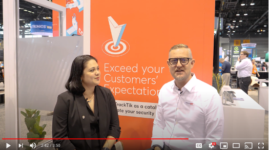 Influencer Series at GSX19: TrackTik with Suzanna Alsayed, MDEM