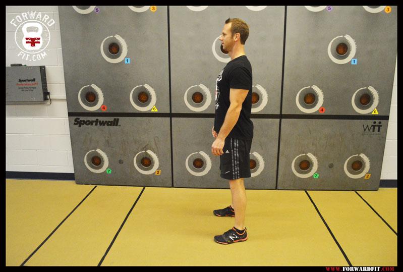 Squat Body Weight 1