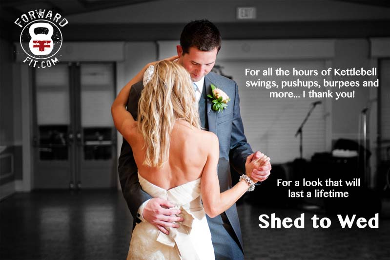Shed To Wed