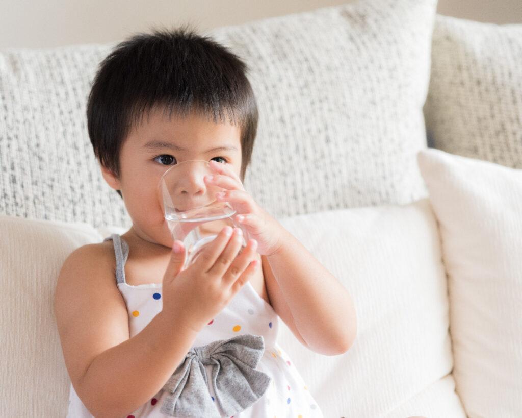 dehydratation in children