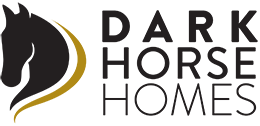 Dark Horse Homes LLC | A Premier Idaho Custom Home Builder Logo