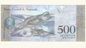 Venezuela 500 Bolívares Fuertes, Marzo-23-2017, Serie Z8 Reposición (Segundo Intervalo) UNC