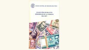 Perú Set 10 – 1.000.000 Intis (11 Piezas) AU+/UNC