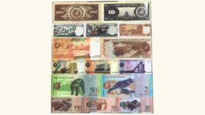 Los Billetes de Emisión Centralizada de Venezuela – Sergio R. Sucre Castillo