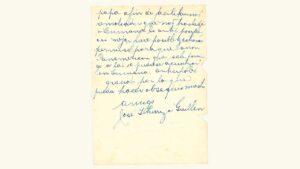 VENEZUELA, Telegrama del Sr. José Iturriza Guillen, Dirigido a Juan Vicente Gómez Núñez, (Hijo) 24-05-1935
