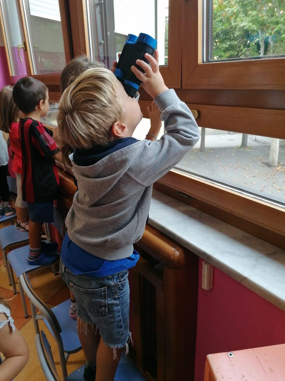 finestra sull'infanzia