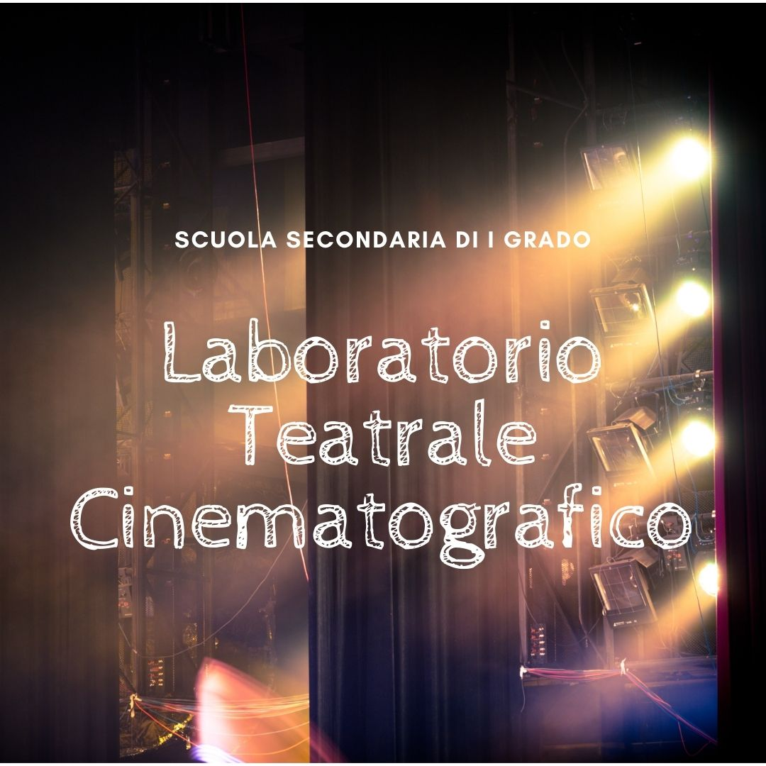 laboratorio teatrale cinematografico
