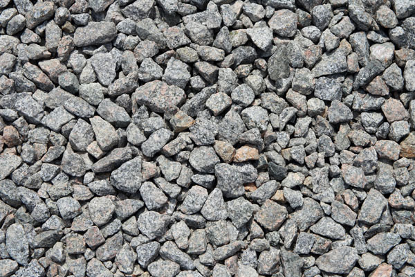 Gravel Rocks by the Yard