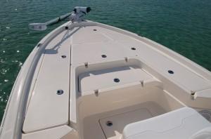 SX240 Deck Layout