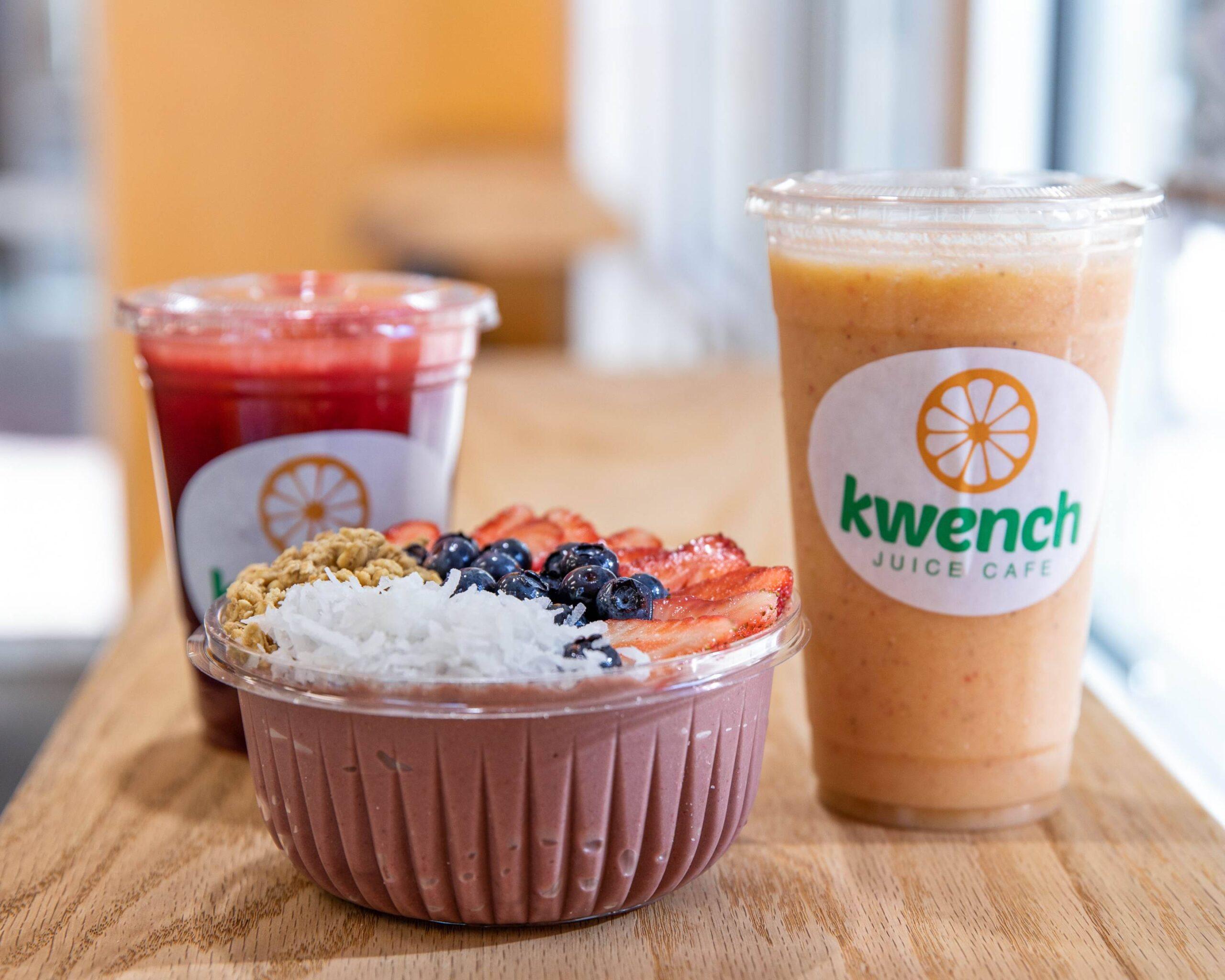 Kwench Juice Cafe Nashville