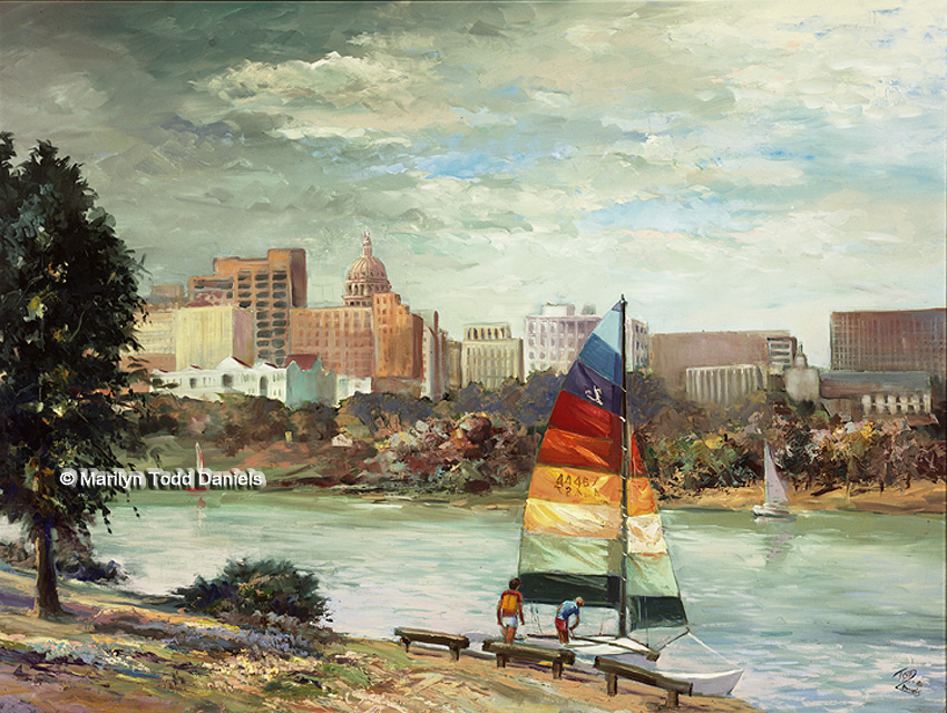'Austin Remembered' by Todd-Daniels   Woodsong Institute