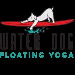 Corpus Christi marina water dog