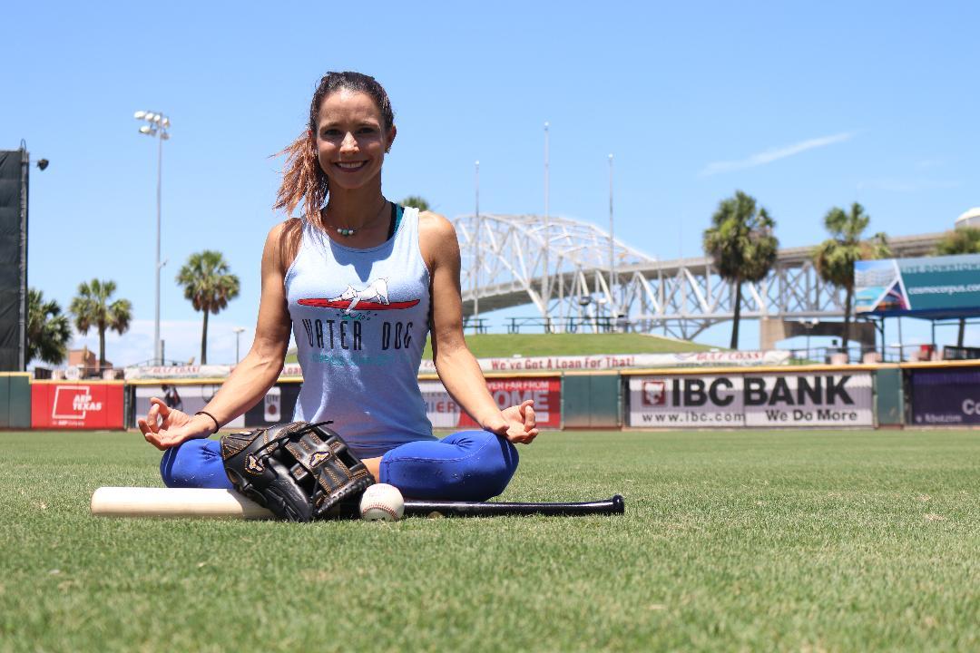 Yoga at the Ballpark