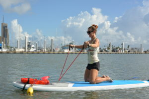 Anastasia Nichols, Personal Trainer & SUP Fit Fusion Instructor
