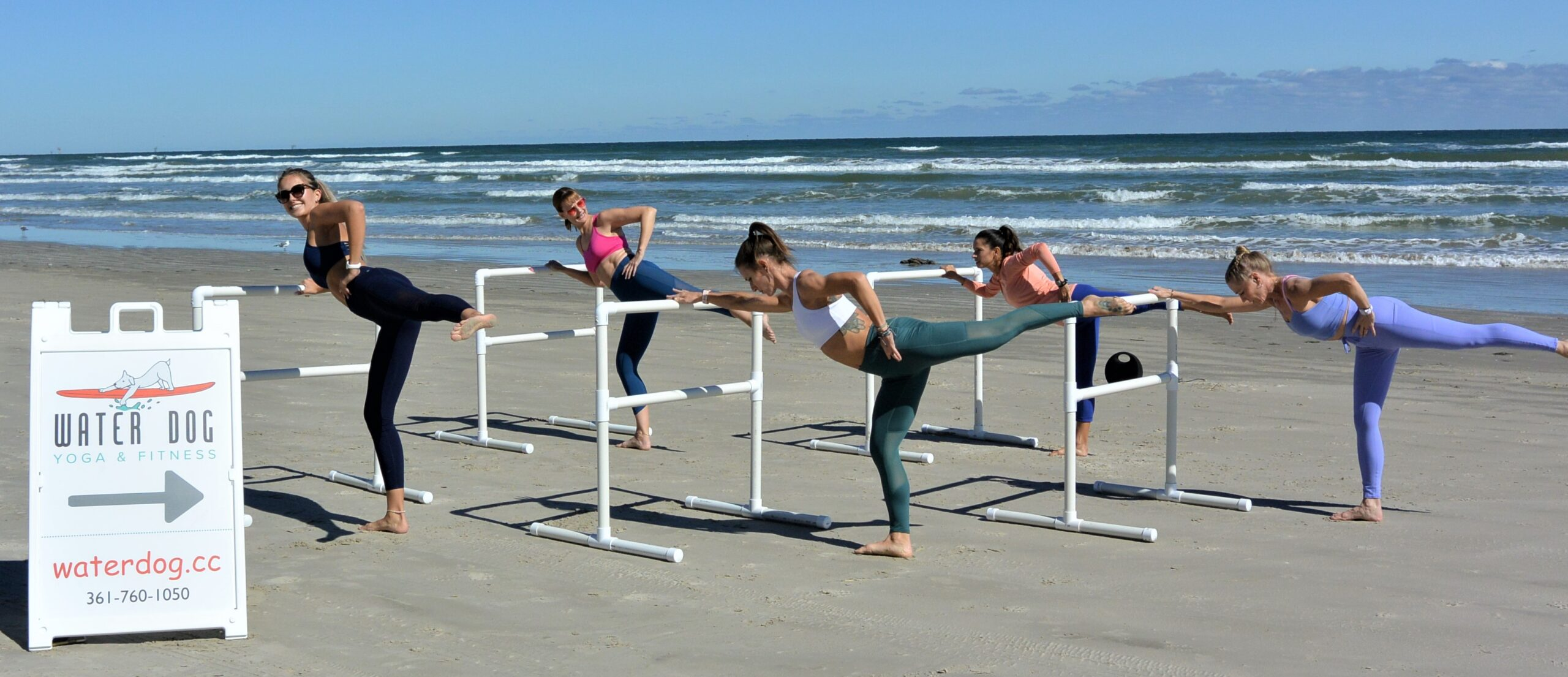 Beach Barre at Water Dog
