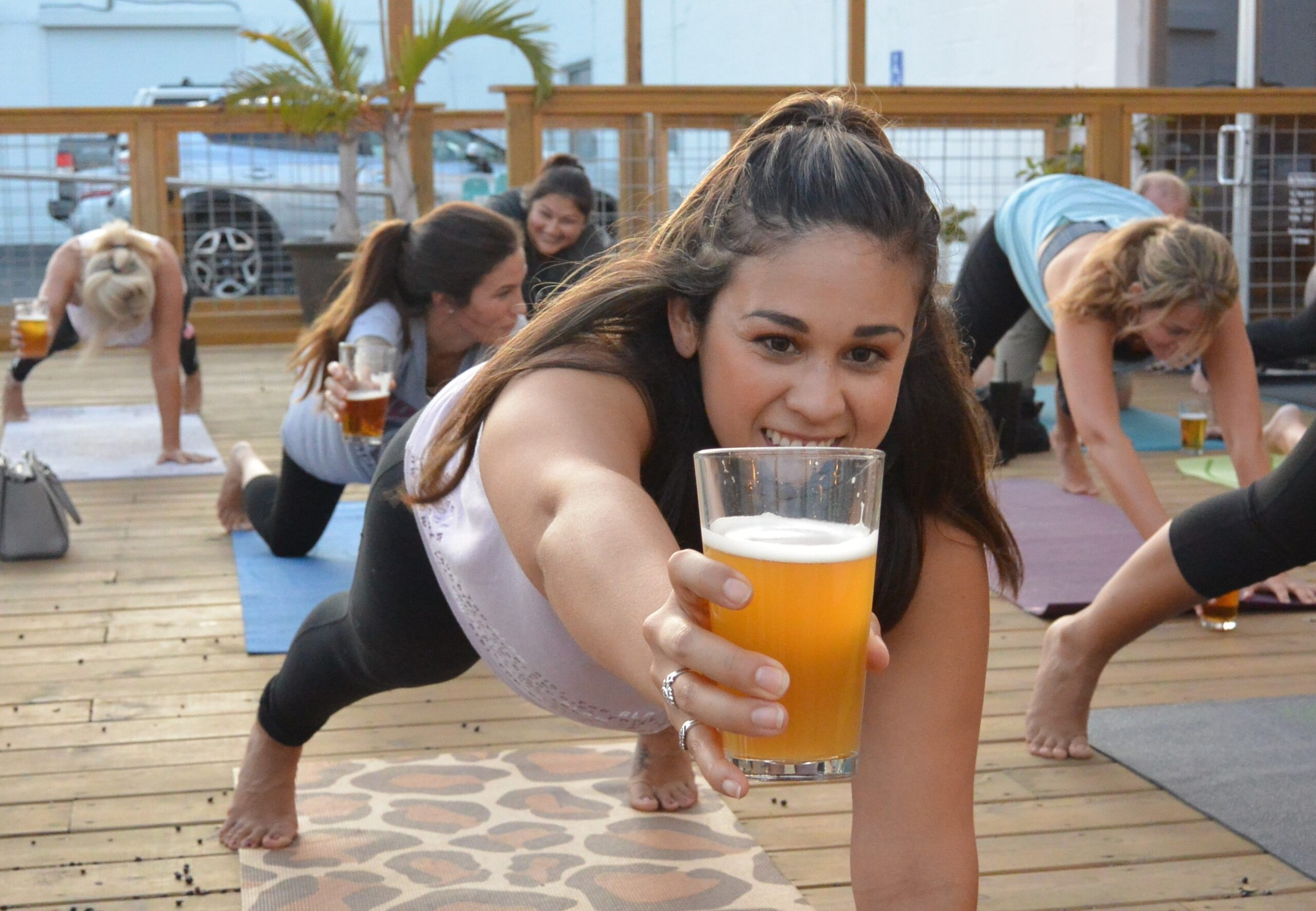 Beer Yoga best2