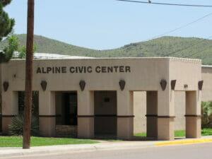 Alpine TX 06