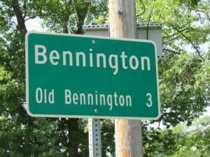 Bennington VT 01
