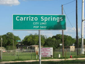 Carrizo Springs TX 01