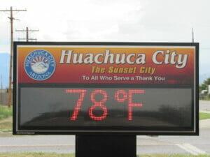 Huachuca City AZ 06