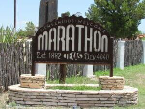 Marathon TX 01
