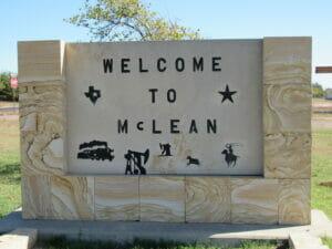 McLean TX 02